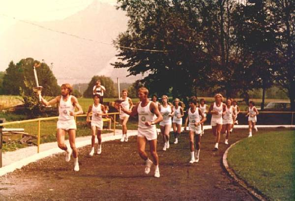 Fackellauf Olympia.1972