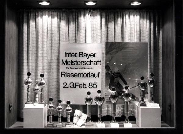 PokaleInterBayerMeisterschaft1985
