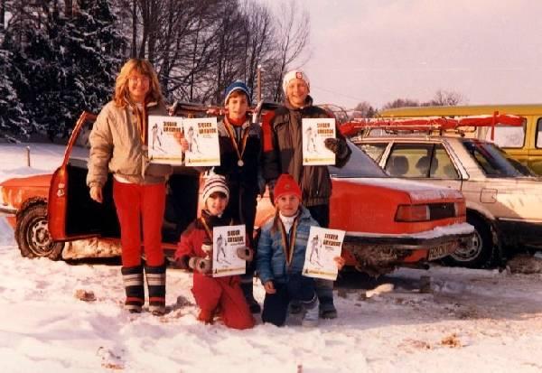 SiegerLanglauf1985KönigKönigFischer